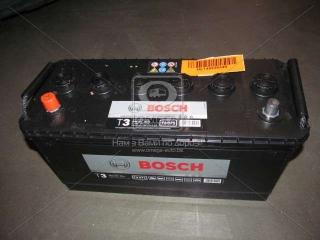 Аккумулятор 100Ah-12v BOSCH (T3071) (413x175x220),L,EN600 BOSCH