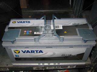 Аккумулятор 105Ah-12v VARTA Start-Stop Plus AGM (394х175х190), R, EN 950 VARTA