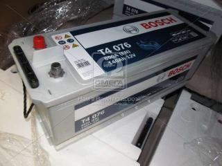 Аккумулятор 140Ah-12v BOSCH (T4076) (513x189x223),L,EN800 BOSCH