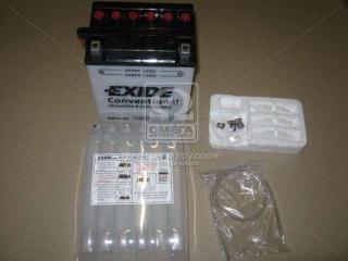 Аккумулятор 14Ah-12v Exide (EB14-A2) (134х89х166) L, EN145 EXIDE