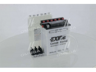 Аккумулятор 14Ah-12v Exide (EB14L-A2) (134х89х166) R, EN145 EXIDE