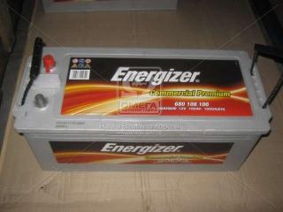 Аккумулятор 180Ah-12v Energizer CP (513х223х223), L,EN1000 Energizer