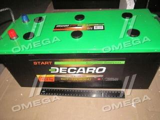 Аккумулятор 190Ah-12v DECARO START (513х223х217), R,EN1250 DECARO
