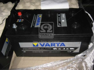 Аккумулятор 220Ah-12v VARTA PM Black(N5) (518х276х242),L,EN1150 VARTA