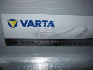 Аккумулятор 225Ah-12v VARTA PM Silver(N9) (518x276x242),L,EN1150 VARTA
