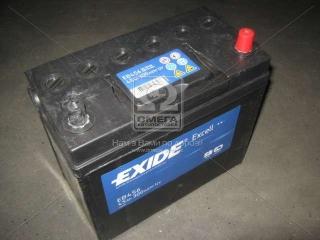 Аккумулятор 45Ah-12v Exide EXCELL(234х127х220),R,EN300 Азия тонк.клеммы EXIDE