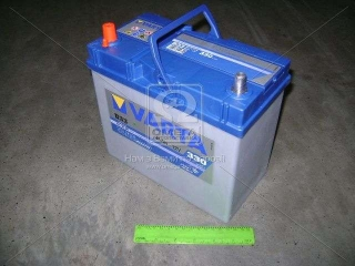 Аккумулятор 45Ah-12v VARTA BD(B33) (238х129х227),L,EN330 VARTA