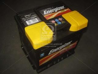 Аккумулятор 52Ah-12v Energizer Plus (207х175х190), R,EN470 Energizer