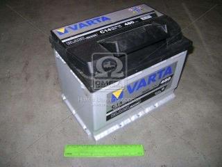 Аккумулятор 56Ah-12v VARTA BLD(C14) (242х175х190),R,EN480 VARTA