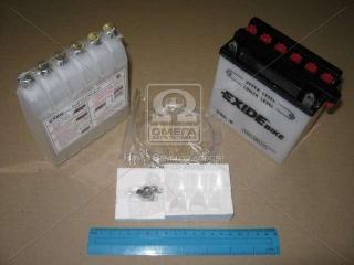 Аккумулятор 5Ah-12v Exide (EB5L-B) (120х60х130) R, EN65 EXIDE
