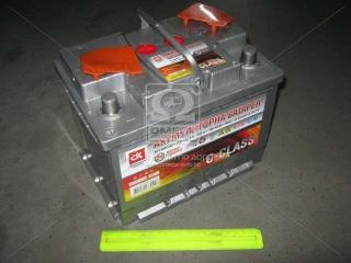 Аккумулятор 60Ah-12v C-CLASS <ДК> (242x175x190),R,EN480 Дорожная карта