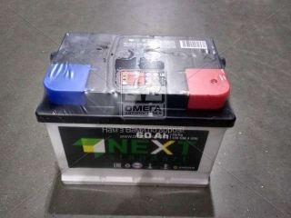 Аккумулятор 60Ah-12v Kainar NEXT Standart (242x175x175),R,EN530 NEXT