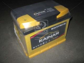 Аккумулятор 60Ah-12v KAINAR Standart+ (242х175х190),L,EN540 KAINAR