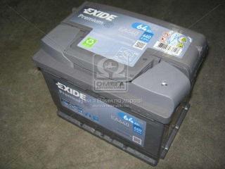 Аккумулятор 64Ah-12v Exide PREMIUM(242х175х190),R,EN640 EXIDE