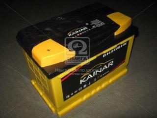 Аккумулятор 65Ah-12v KAINAR Standart+ (278х175х190), L,EN600 KAINAR