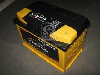 Аккумулятор 65Ah-12v KAINAR Standart+ (278х175х190), R,EN600 KAINAR