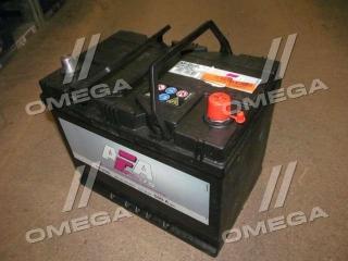 Аккумулятор 68Ah-12v AFA (261х175х220), R, EN550 AFA