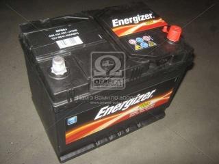 Аккумулятор 68Ah-12v Energizer Plus (261х175х220), R,EN550