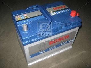 Аккумулятор 70Ah-12v BOSCH (S4026) (261x175x220),R,EN630(Азия) BOSCH
