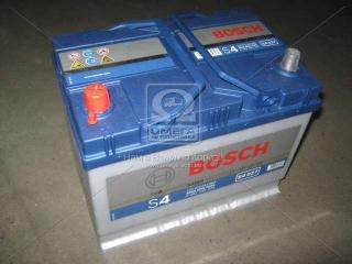 Аккумулятор 70Ah-12v BOSCH (S4027) (261x175x220),L,EN630(Азия) BOSCH