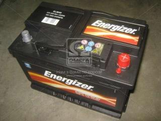 Аккумулятор 70Ah-12v Energizer (278х175х190), R,EN640 Energizer