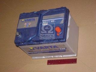 Аккумулятор 70Ah-12v VARTA BD(E23) (261х175х220),R,EN630 VARTA