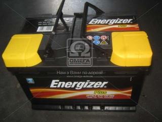 Аккумулятор 74Ah-12v Energizer Plus (278х175х190), R,EN680 Energizer