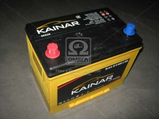 Аккумулятор 75Ah-12v KAINAR Asia (258x173x220),L,EN640 KAINAR