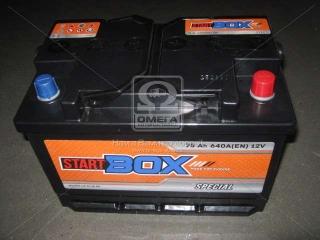 Аккумулятор 75Ah-12v StartBOX Special (276x175x190),R,EN640 StartBOX