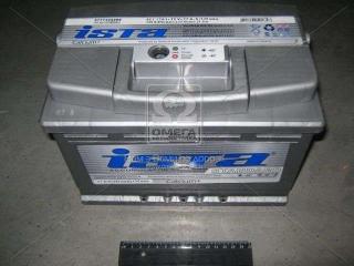 Аккумулятор 77Ah-12v ISTA Standard зал. Евро (276х175х190), R, EN 720 ISTA