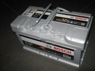 Аккумулятор 85Ah-12v BOSCH (S5010) (315x175x170),R,EN800 BOSCH