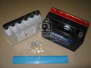 Аккумулятор 8Ah-12v Exide AGM (ETX9-BS) YTX9-BS ст.код (150х87х105) L, EN120 EXIDE