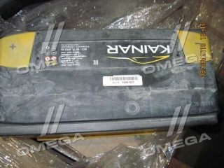 Аккумулятор 90Ah-12v KAINAR Standart+ (353х175х190),R,EN800 (1-й сорт) KAINAR