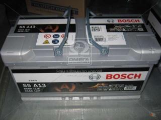 Аккумулятор 95Ah-12v BOSCH AGM (S5A13) (353x175x190),R,EN850 BOSCH