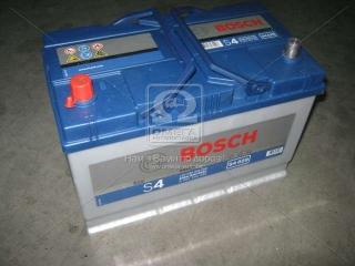 Аккумулятор 95Ah-12v BOSCH (S4029) (306x173x225),L,EN830(Азия) BOSCH