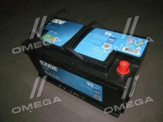 Аккумулятор 95Ah-12v Exide AGM (353х175х190),R,EN850 EXIDE
