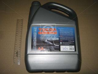 Антифриз-G11 Тосол Standard-40 (-30) синий (4,5 кг.) Дорожная карта