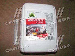 Антифриз GreenCool GС5010, 10 кг G12 (красн.) GreenCool