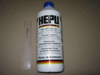 Антифриз HEPU BLUE G11 (-80C) (Канистра 1,5л) HEPU
