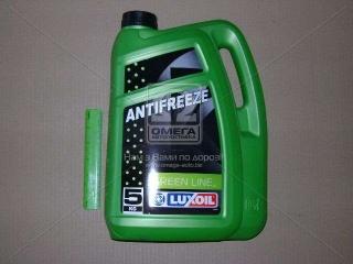 Антифриз LUXE -40 LONG LIFE (зеленый) 5кг LUXE