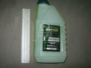 Антифриз OIL RIGHT (зеленый) (0,8л/945гр) OIL RIGHT
