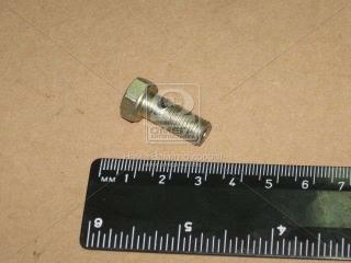 Болт штуцера М8х1 L=19 мм (пр-во ММЗ)