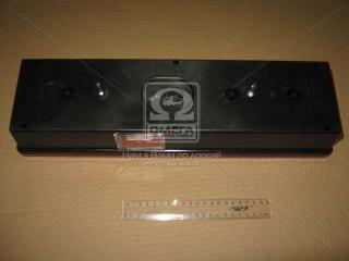 Фонарь габаритный задн. левый, МАЗ, 24В, 435x95x80 (Руслан-Комплект)
