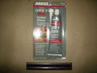 Герметик прокладок 85гр серый 999 ABRO ABRO