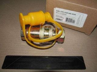 Головка соед. Евро М16х1,5 желтая MB, MAN (RIDER)