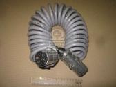 Кабель электрический спиральный полуприцепа КАМАЗ с вилками ПС-325 L=6,5 м. Сириус 54112-3724706