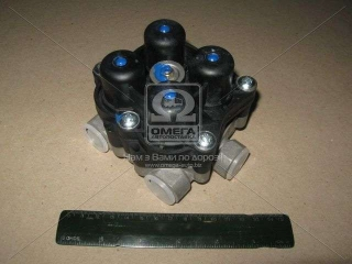Клапан защитн. 4-х контурный (пр-во ПААЗ)
