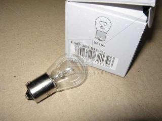 Лампа накаливания P21W 12V BA15s quick (пр-во Bosch)
