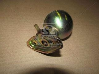 Лампа подкапотная А 24-5 ГАЗ, КАМАЗ, ЗИЛ ПД 308Б В 15 S/19 б/л (покупн. ГАЗ)