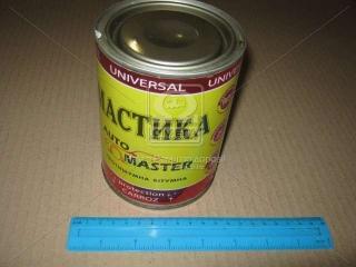 Мастика битумная (антикоррозионная) Master Bitum (банка 0,9кг) Master Bitum